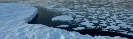 Imágenes satelitales: situación del hielo en la Antártida Argentina