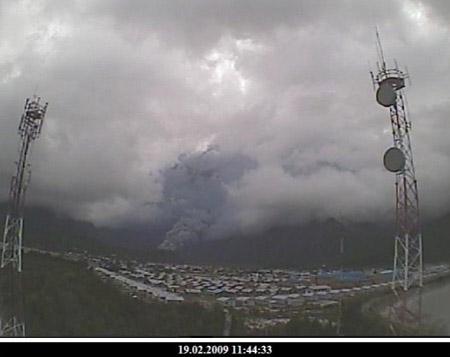 Volcán Chaitén: violenta reactivación