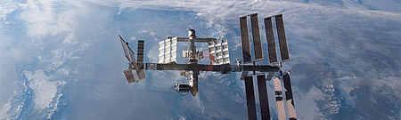 Estación Espacial Internacional (ISS)