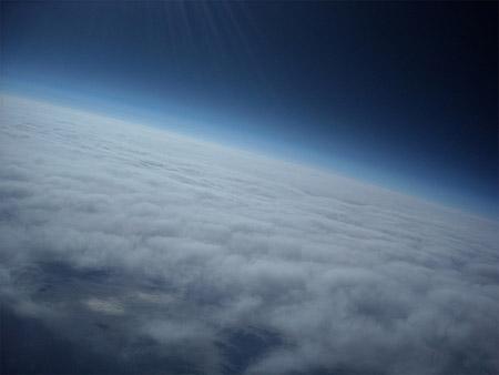 Meteotek08: Imágenes desde el espacio por sólo 100 euros