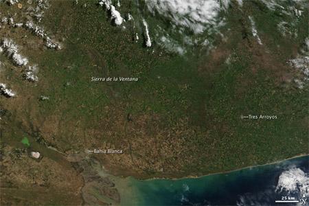 Imagenes Satelitales! Excelentes!