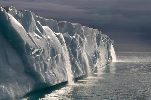 Cascada glaciar 2