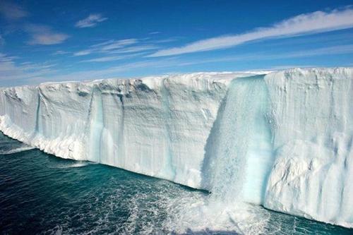 Cascada glaciar 3