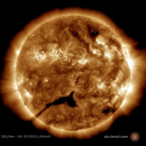El sol V15