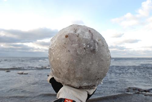 Esferas de Hielo 1