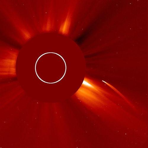cometa sol 2