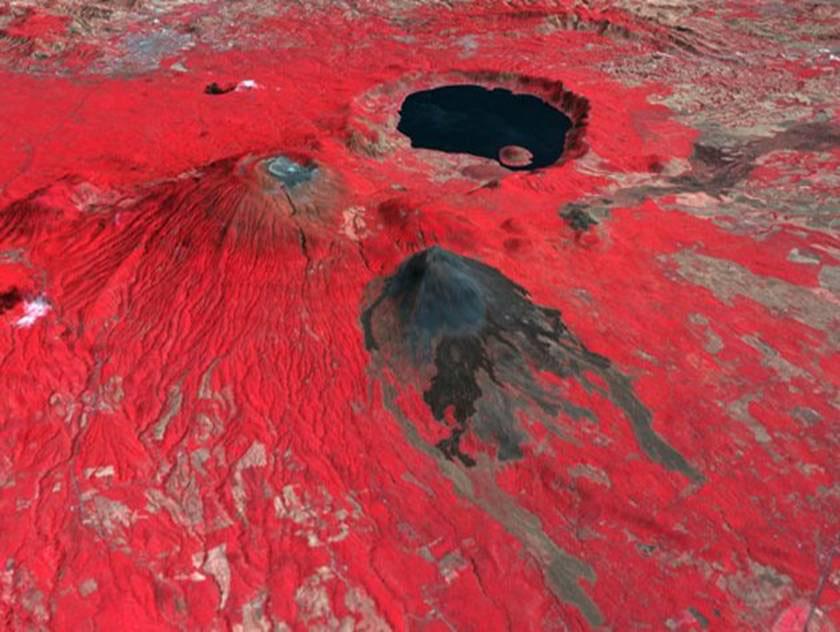 Volcan Santa Ana