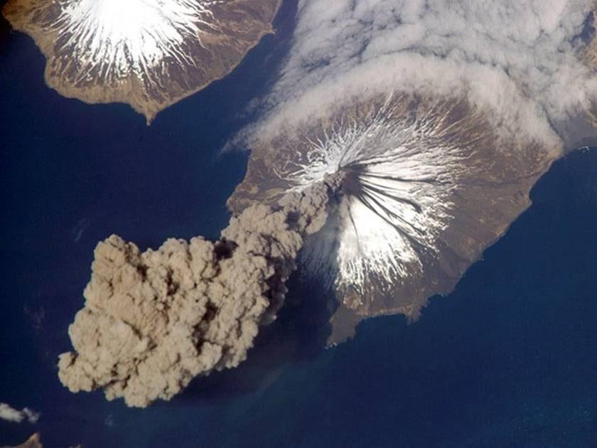 Volcanes Islas Aleutianas
