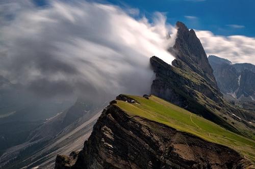 Nube Bandera