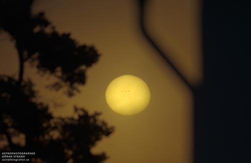 sol apagado