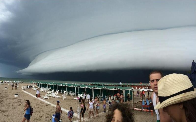 Sistemas de tormentas