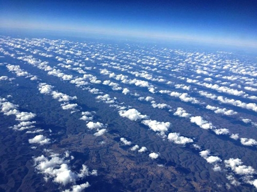 Calles nubes