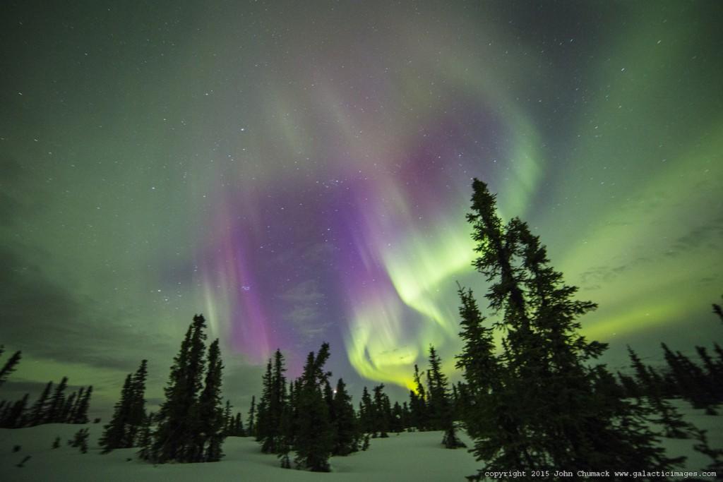 Alaskan Aurora 03-21-2015