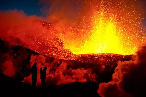 Volcan h