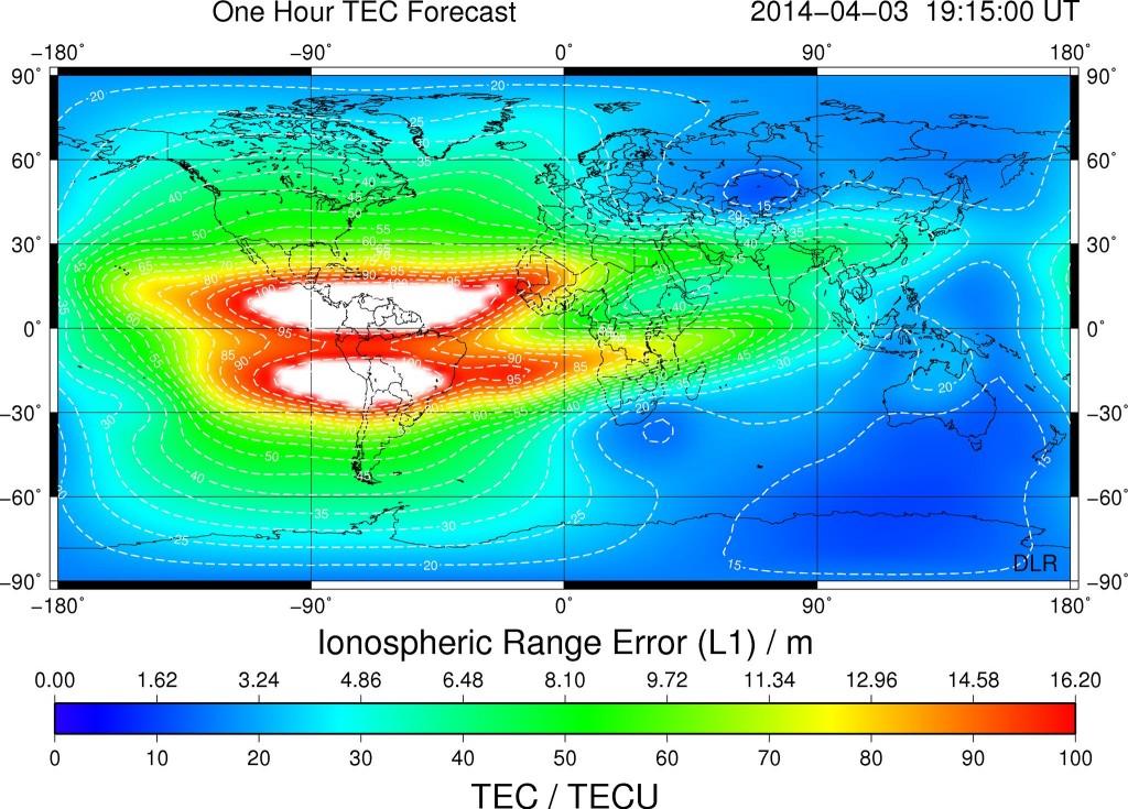 alta ionizacion