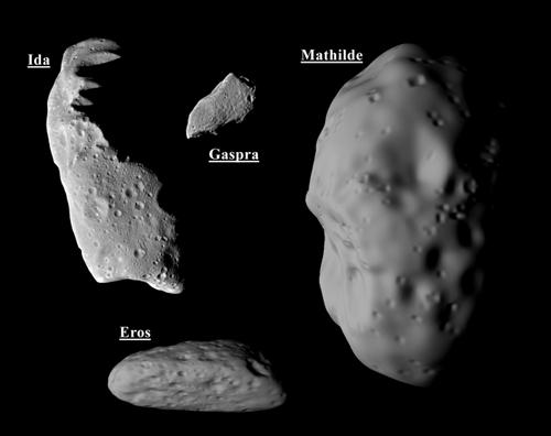 Asteroides 6