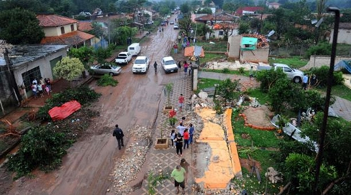 Paraguay Tornado 2