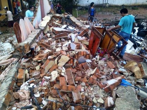 Paraguay Tornado 5