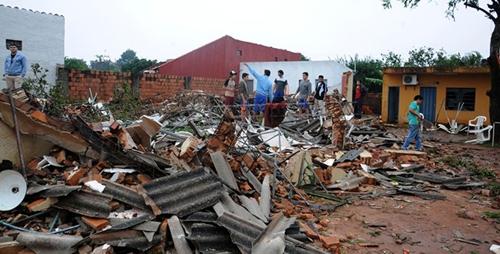 Pataguay tornado 7