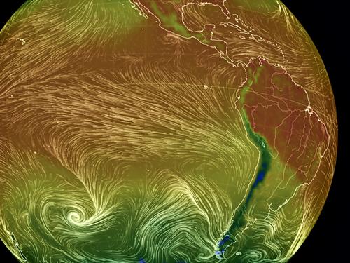 Prese calentamiento del oceano