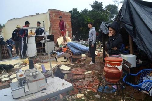 Tornado en Paraguay 02