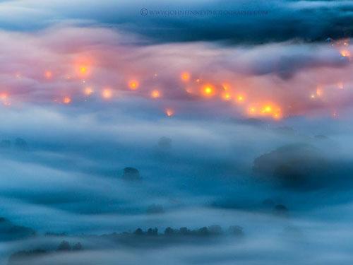 Niebla prese