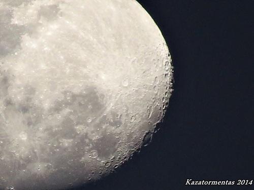 Luna creciente 4