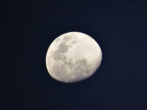 Luna creciente prese