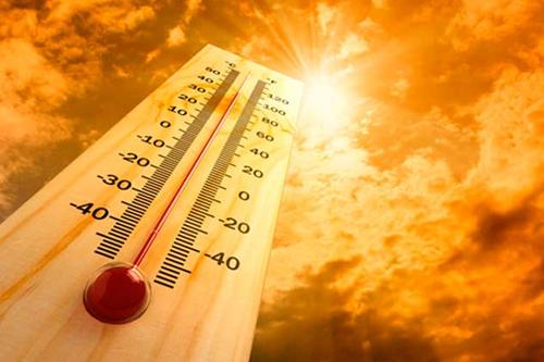 Ondas de gravedad y temperatura