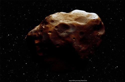 Espacial roca