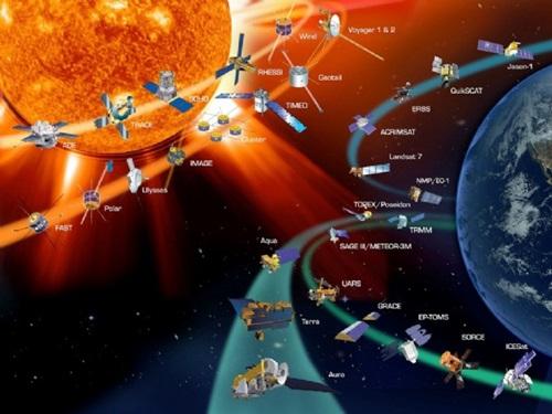 Toementa solar y tierra