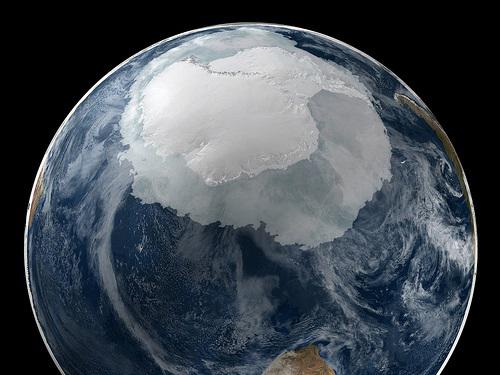 Antartida presentacion