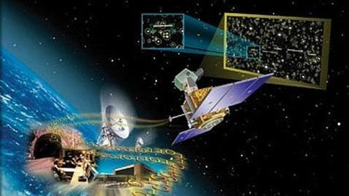 Espacio satelites