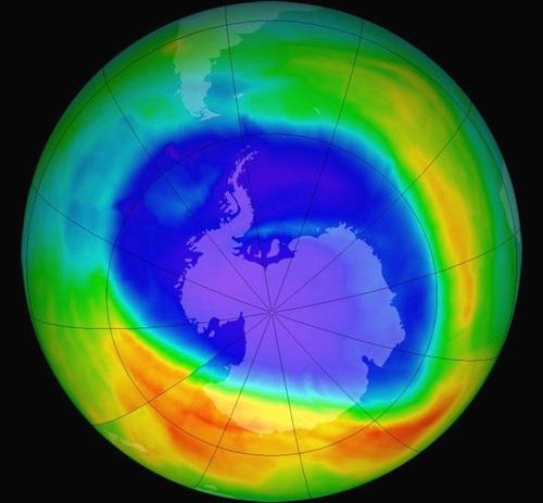 Hole ozono