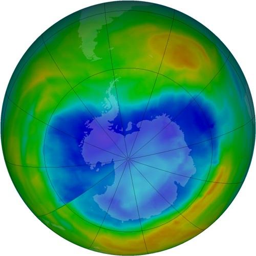 Ozono hole