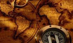 brujulas y mapas