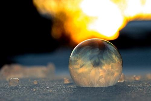 Burbuja fria