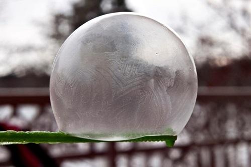 Burbuja helada