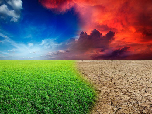 Cambio climatico mundial