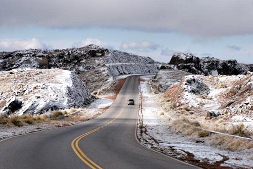 Cerro nevado