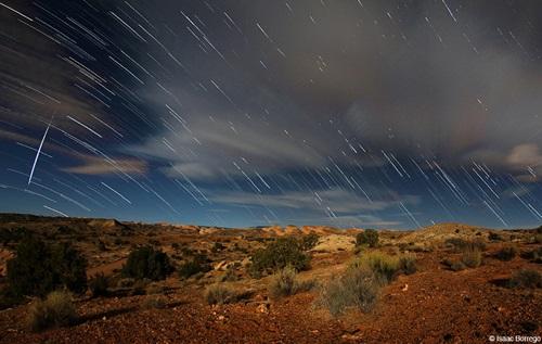 Meteoros evento