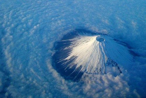 Monte y nubosidad
