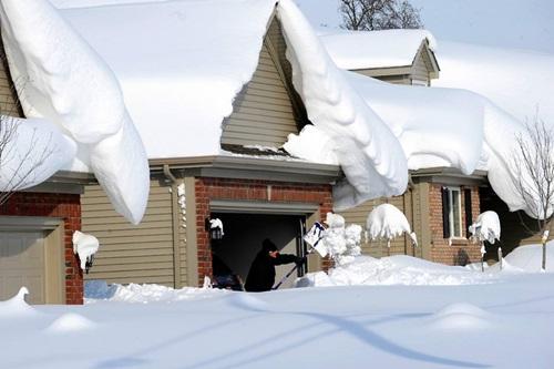 Nieve acumulado