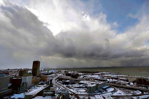 Nieve tormenta