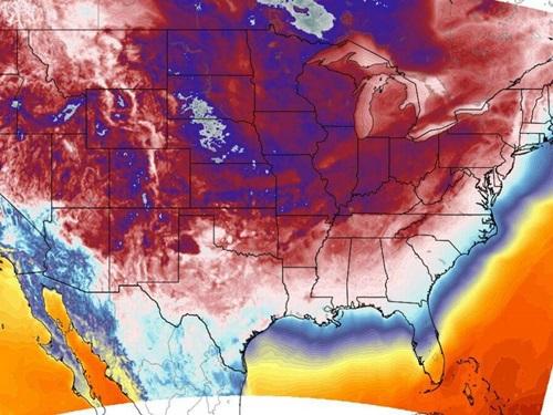 Temperatura invernal