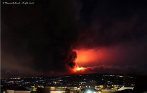 Fuego Etna