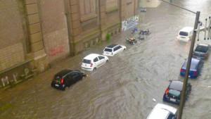 Montevideo agua
