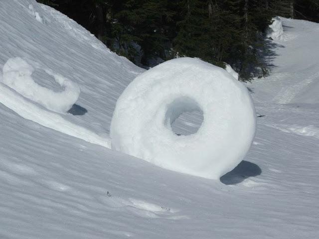 rollos de nieve cilindros de nieve 5