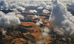 Nubosidad desde las alturas