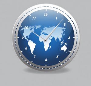 Tiempo en el mundo